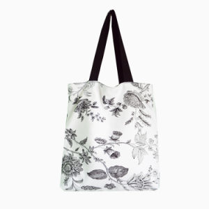 Canvas Ful-Clor Printing Shopping Bag