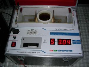 Quality Model Sy Transformer Oil Breakdown Voltage Tester pictures & photos