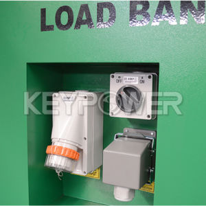 Green Colour 1000kw Load Bank for Generator Test pictures & photos