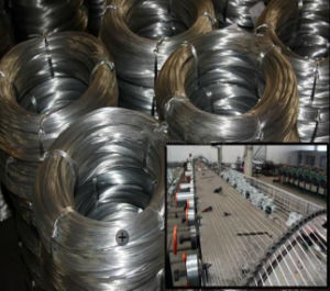 16gauge Gi Binding Wire/18gauge Galvanized Wire for Construction pictures & photos