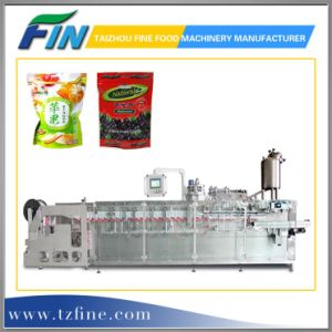 Full Auto Zipper Pouch Forming and Packing Machine (HMK-2000A) pictures & photos