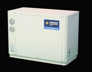 Water Source Heat Pump Water Heater with SANYO or Copeland Compressor (8KW) pictures & photos