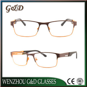 New Style Metal Optical Frame Eyewear Eyeglass 52-074 pictures & photos