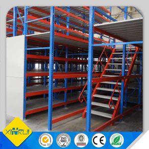 Adjustable Board Warehouse Multi-Level Mezzanine Flooring Rack