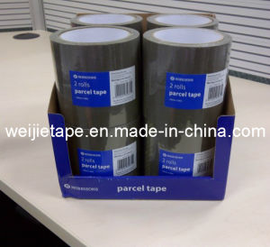 Brown Color Adhesive Tape-001 pictures & photos