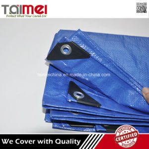 Polyethylene Tarpaulin Tent Fabric for Truck Cover pictures & photos