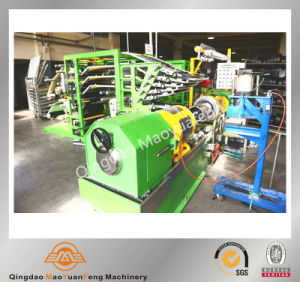 Automatic Motorcycle Tire Tyre Building Machine for Bladder Turn up pictures & photos