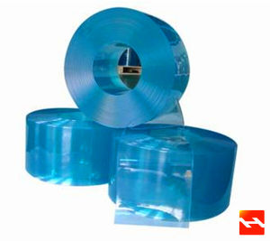 Electronics Factory Antistatic Transparent Flexible PVC Curtain Strips pictures & photos