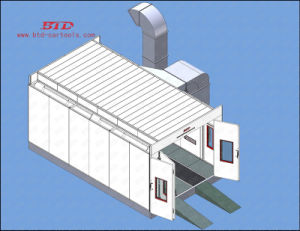 Environmental Spray Booth Painting Booth Paint Drying Booth pictures & photos