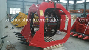 36t 360 Degree Rotating Screen Bucket pictures & photos