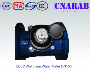 Horizontal Woltmann Water Meter Dn150 pictures & photos