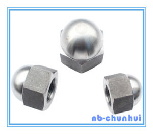 Engineering Machinery Nut Quartering Hammer Nut Hex Nut-Sb 40 M27 Sb 45 M30 Sb 50 M36