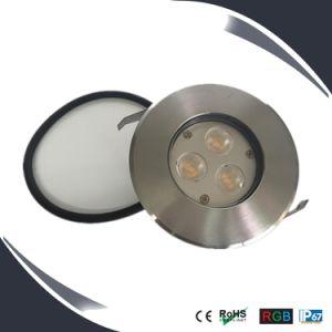 6000k 9W LED in Ground Light, Underground Light, Deck Light pictures & photos