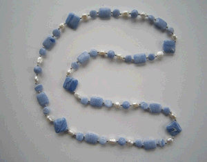 2015 Hot Sell Necklace Made of Freshwater Pearl, Fashion Jewellery Necklace pictures & photos