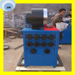 Vertical Style 6mm to 51mm Hydraulic Hose Buckling Machine pictures & photos