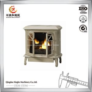 2016 Factory Price New Style Cast Iron Stove Cast Iron Wood Burning Stove pictures & photos
