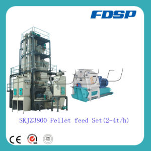 Super Performance Farm Machinery Pellet Feed Plant Line pictures & photos