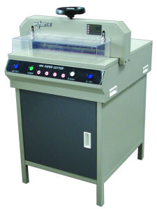 Electric Hot Foil Stamping Paper Cutting Machine (450D+) pictures & photos