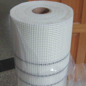 160g 4X4mm Waterproof Fiberglass Mesh for Wall Materials pictures & photos