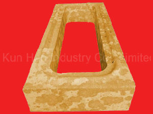 Fused Silica Refractory Brick with Attractive Price