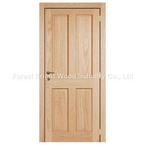 china 2015 new modern design solid wooden door hotel door