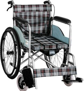 Steel Manual Wheelchair Dkb-3 pictures & photos