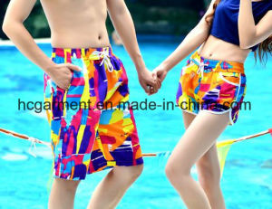 Couples Clothing Sweethearts Shorts, Board Shorts for Lover/Man/Lady pictures & photos