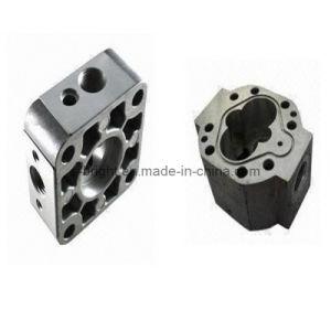 Aluminium Machining Parts/ Porous Metal Parts (LM-154) pictures & photos