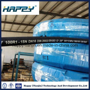 En 853 1sn/1st High Pressure Hydraulic Hose pictures & photos