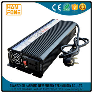 1500W Auto Power Inverter of Solar Power System (THCA1500) pictures & photos