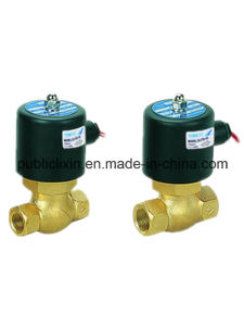 2W Series 2/2 Way Direct-Acting Solenoid Valve (Large Aperture) Airtac pictures & photos