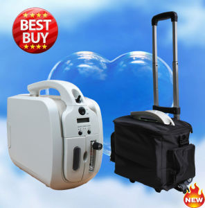 Battery Operated Portable Oxygen Concentrator Jay-1 pictures & photos