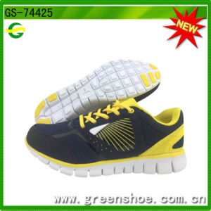 China Men Running Shoes Factory (GS-74425) pictures & photos
