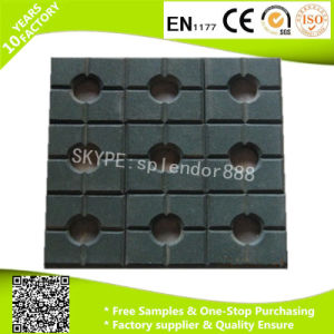 Colorful Rubber Flooring Bricks for Outdoor and Indoor Ground pictures & photos