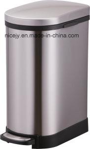 Pedal Bin: High Quality Stainless Steel Waste Bin/ Dust Bin/ Trash Bin/ Rubbish Bin (10L/40L) pictures & photos