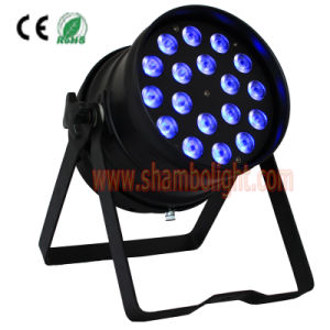 Newest! ! ! 10W*18PCS LED RGB 4 in 1 LED Stage PAR Can pictures & photos