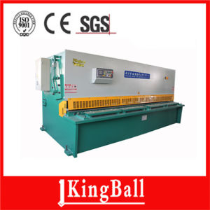 China Kingball CNC Hydraulic Shearing Machine (QC12K-8X6000) Manufacturer pictures & photos