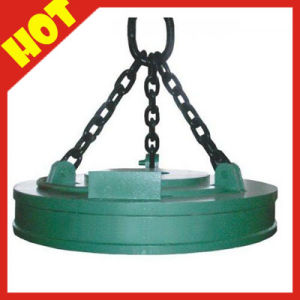 China Supplier Lifting Equipment MW Type Electromagnet for Sale pictures & photos