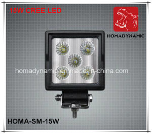 6 Inch 15W LED Work Light LED Driving Light for SUV Jeep pictures & photos