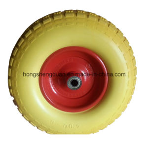 PU Foaming Wheel (400-6PU) pictures & photos