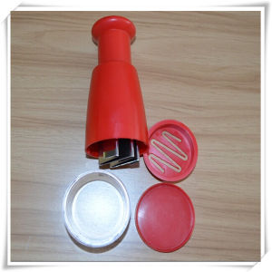 Handy Useful Press Oignons Chopper for Onion (VK14040) pictures & photos