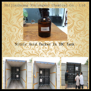 Gold Mining Chemical Nitric Acid / Hno3 68% pictures & photos