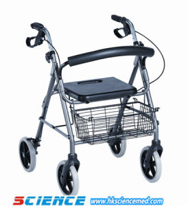 Aluminum Foldable Rollator (SC-RL03 (A2)) pictures & photos