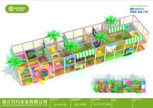 2014 Children Indoor Playground Equipment with TUV Certificate (QQ-30009) pictures & photos