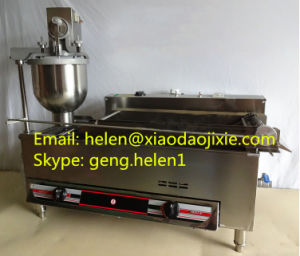 Electric Donut Forming and Frying Machine/Donut Maker pictures & photos