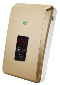 2014 New Model Home Use Water Air Purifier Ozone Generator for Sale (with music sound) pictures & photos