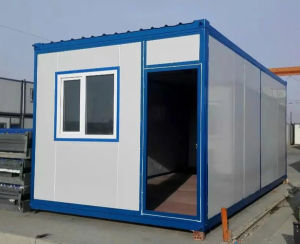 Mobile Prefab Container House for Living Room pictures & photos