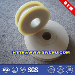 Nylon Plastic Pulley/Wheel for Cable Used pictures & photos