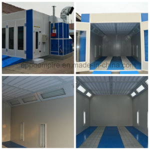 China Factory OEM High Quality Car Paint Spray Booth pictures & photos