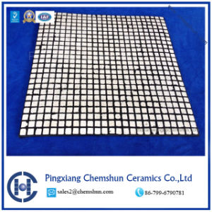 High Abrasion Resistant Square Ceramic Rubber Composite for Wear Impact pictures & photos